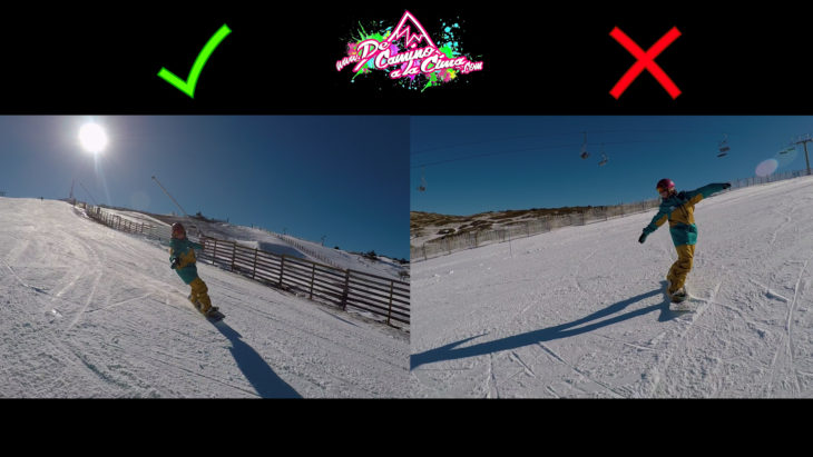 contra rotado snowboard