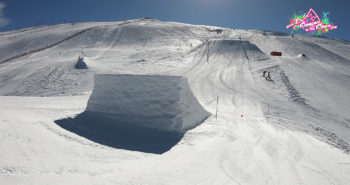 snowpark sierra nevada LUis Goñi