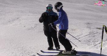 Tecnica Luis Goñi esqui