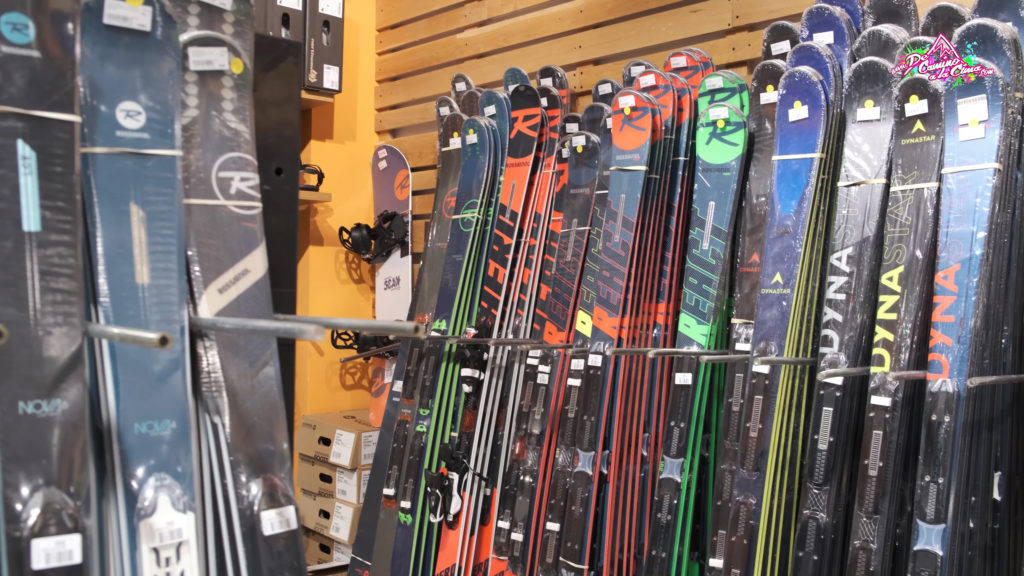 skimarket de camino a la cima