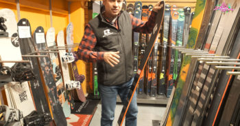 skis freeride. skimarket. de camino a la cima tv