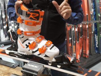 Skimarket. Fijaciones. de camino a la cima tv