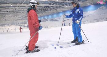 De camino a la cima Tv. Tecnica ski. Snowzone