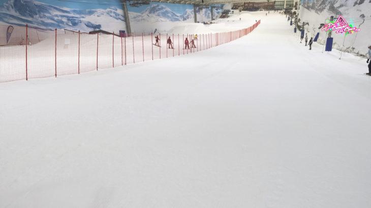 Madrid Snowzone de camino a la cima